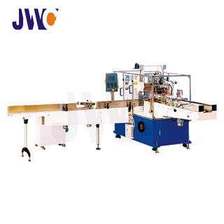 JWC-YH-BZ300 fully-automatic tri-dimensional napkin packing machine