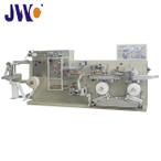 Fully-automatic wet tissue making machine(single-pc per pack)