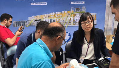 In October 2018, the China Canton Fair was successfully held