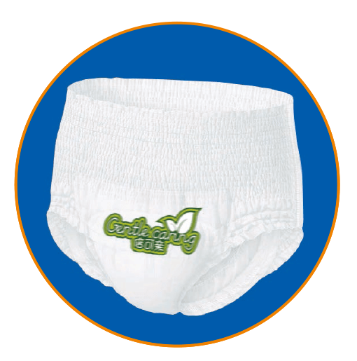 Adult Incontinence Pull Up Pant Diaper Machine