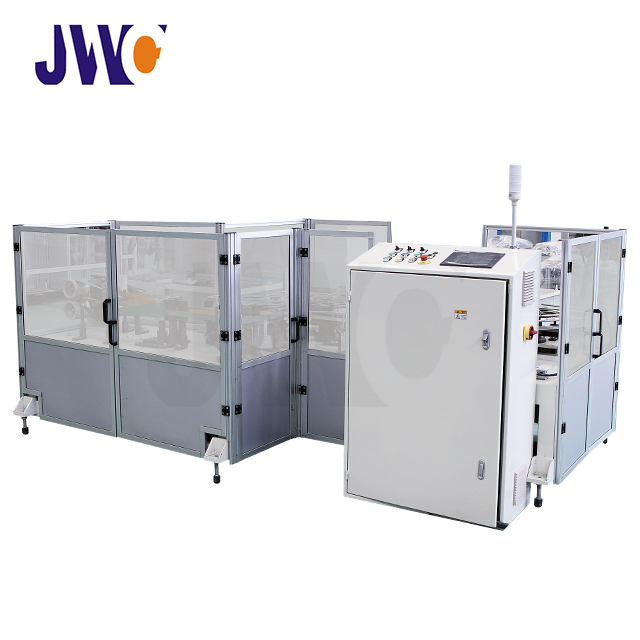sanitary napkin/panty liner stacker machine