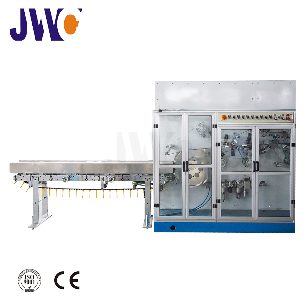 Automatic Counting Machine (Applied for lady napkin,panty liner and nursing pad)